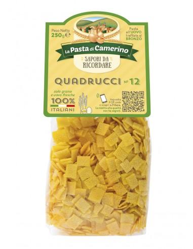 Pasta Di Camerino Quadrucci n°12...