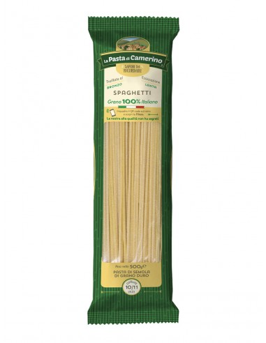 Pasta Di Camerino Spaghetti Pâtes De...