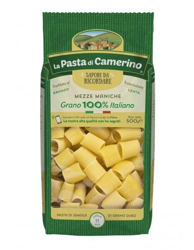 Pasta Di Camerino Mezze Maniche Pâtes...