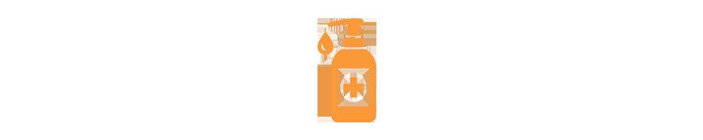 Désinfectants et antibactériens en vente en ligne - Pelignafood.it - Pelgnafood